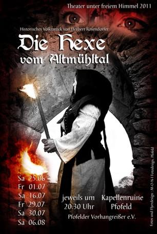 Theater unter freiem Himmel 2011